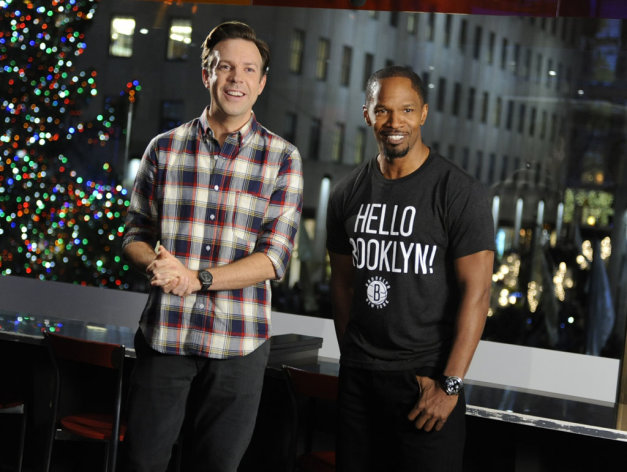 Jamie Foxx hosts the ninth episode of &quot;Saturday Night Live&quot; Season 38.