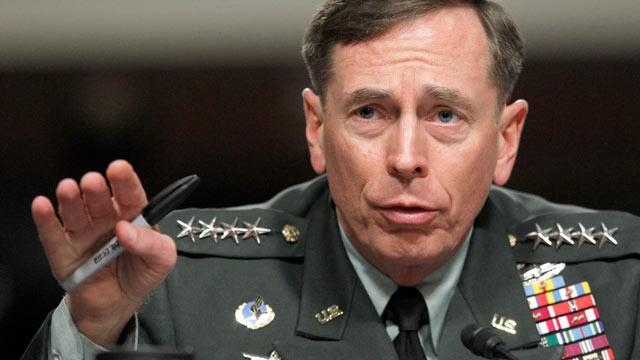 David Petraeus to Testify on Libya