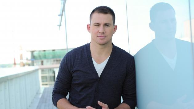 Channing Tatum poses for a portrait at the press junket for 'Magic Mike' at the Thompson Hotel in Toronto, Canada on June 14, 2012 -- Getty Premium