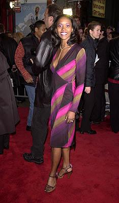 Premiere: Erika Alexander at the Hollywood premiere of Paramount's Down To Earth - 2/12/2001