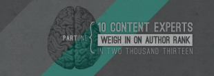 10 Content Experts Weigh In on Author Rank in 2013: Part I image 10 Content Experts Weigh In On Author Rank in 20131