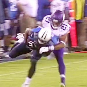 Pre-Wk 4 Can't-Miss Play: Tennessee Titans wide receiver Justin Hunter fingertip catch