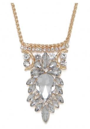 Ice Selene Pendant Necklace, $34