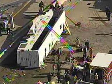 Dallas Crash Latest in Series of Motor Coach Accidents