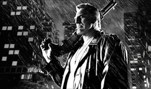 "Mickey Rourke as Marv in ""Sin City: A Dame to Kill For"