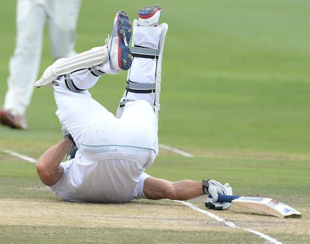 1st Test: South Africa v India, Day 3