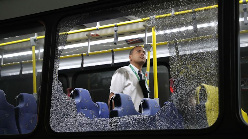 Rio 2016: Uncertainty remains over bus damage