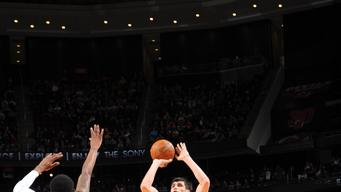 Ilyasova has 25-25 night to lead Bucks over Nets