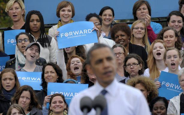 Obama's Last Hope: Ohio Women