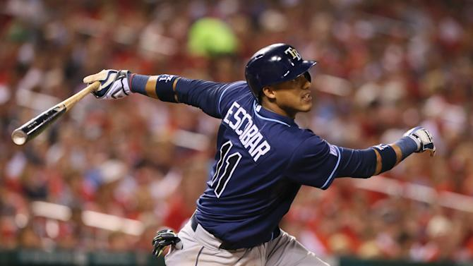Rays win 6th straight, 7-2 over Cardinals
