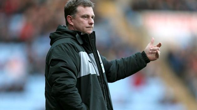 Mark Robins has dismissed reports linking him to Doncaster