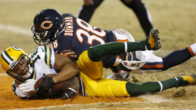 Column: Bears shut door when opportunity knocks