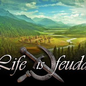 Hunting and Building Gameplay - Life is Feudal