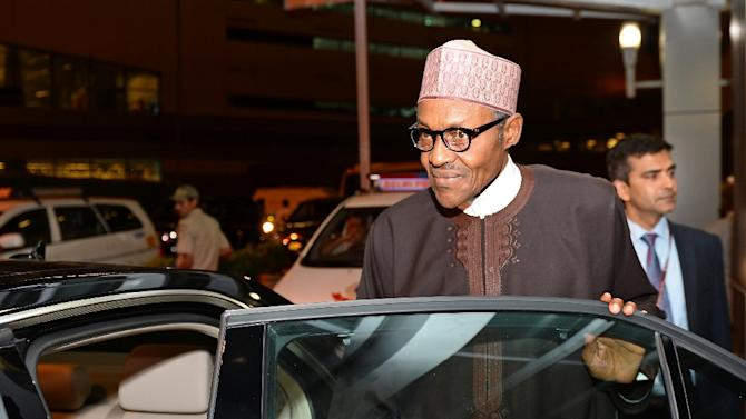 'Ministers are under pressure to show results quickly, with almost half of President Muhammadu Buhari's first year in office already over' from the web at 'http://l3.yimg.com/bt/api/res/1.2/LX11wyVzS.PGqfS5cF11uA--/YXBwaWQ9eW5ld3NfbGVnbztmaT1maWxsO2g9Mzc3O2lsPXBsYW5lO3B4b2ZmPTUwO3B5b2ZmPTA7cT03NTt3PTY3MA--/http://media.zenfs.com/en_us/News/afp.com/cd8d7cce4a1e1bad97b753cc333212e9c619e16a.jpg'
