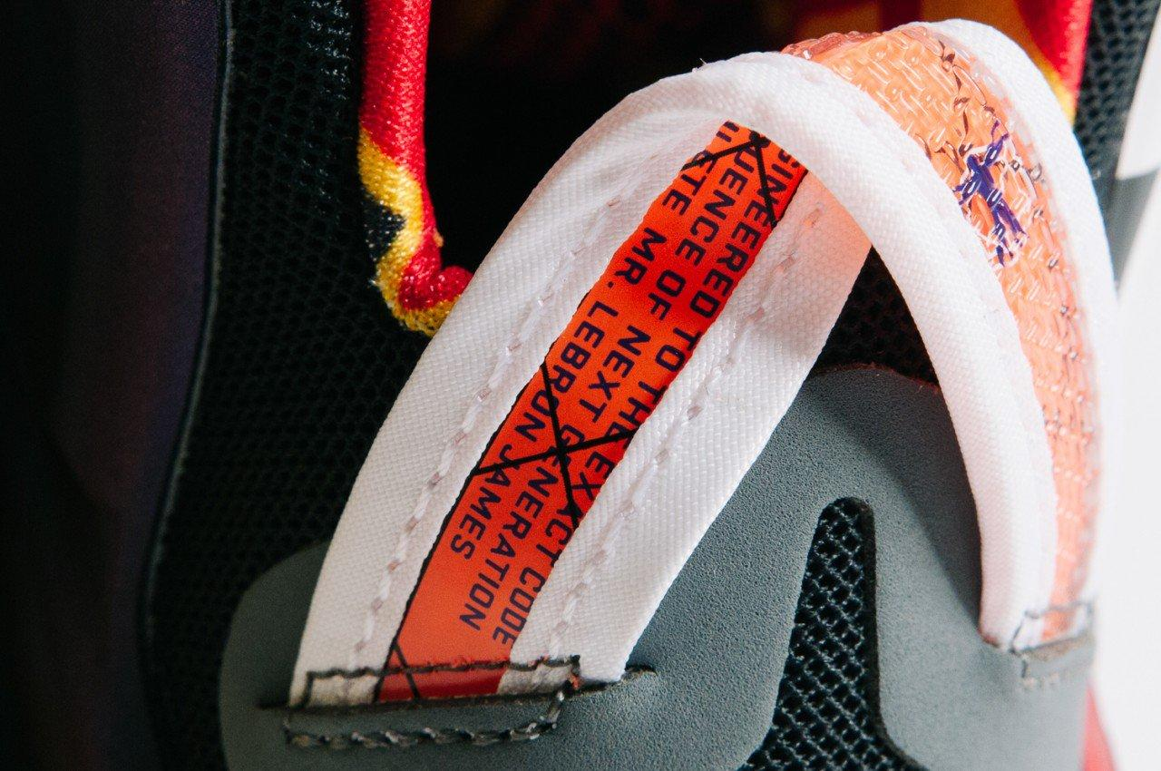 """These Are the Most Detailed Photos of the """"What The"""" LeBron 12 So Far (UPDATE)"""