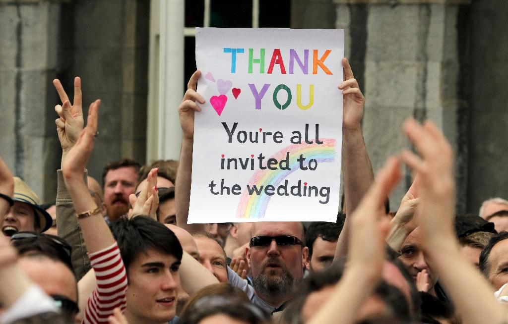 "Ireland's gay marriage vote was ""a defeat"": Vatican daily"