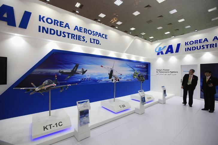 South Korea picks KAI, with Lockheed, for 5 billion pounds fighter jet development