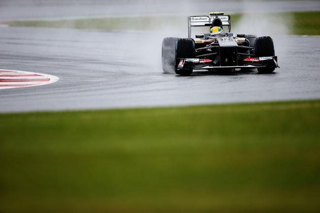 F1 Grand Prix of Great Britain - Practice