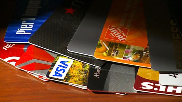 Check the terms of your credit cards before you buy holiday gifts this year. Many cards offer incentives like in-store savings, cash back, and even discounts on gift cards. Alexis Christoforous reports.