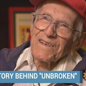 "Chip Reid recalls conversation with man behind ""Unbroken"""