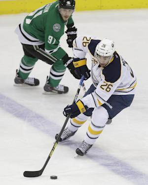 Wild acquire Moulson in trade with Sabres