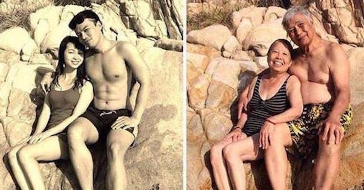 These Before & After Couple Photos Prove...