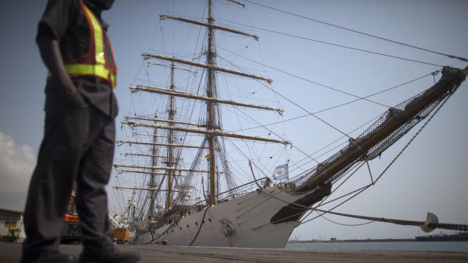 UN court orders release of Argentine ship in Ghana