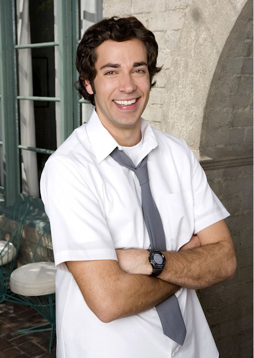 Zachary Levi stars as Chuck in Chuck.