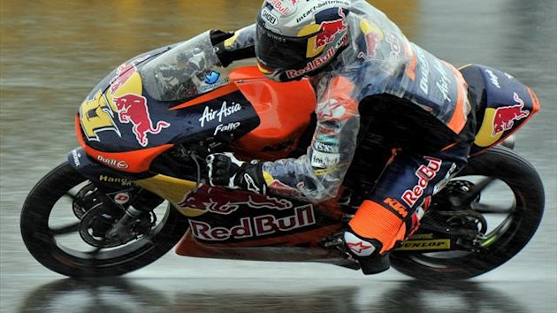 Saison 2012: Sandro Cortese, Team Red Bull KTM Ajo