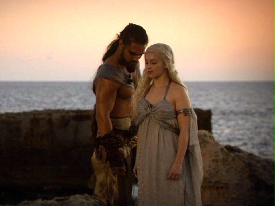 This favorite 'Game of Thrones' couple reunited for a very touching photo