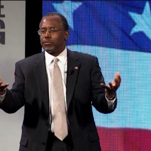 Ben Carson: We Don't Have the Will to Seal the Border