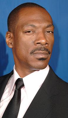 Eddie Murphy at the Los Angeles premiere of DreamWorks Pictures' and Paramount Pictures' Dreamgirls