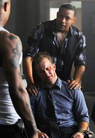 Terrence Howard and Scott Caan | Photo Credits: Norman Shapiro/CBS