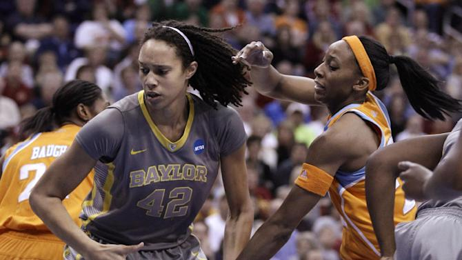 WNBA players Griner, Johnson engaged