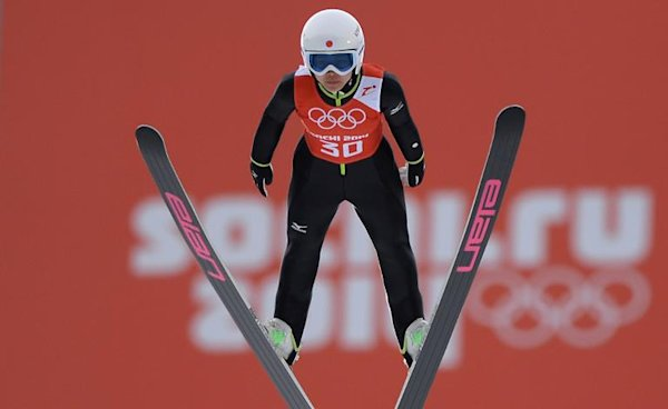 Ski jumper Takanashi eyes history, course safety blasted