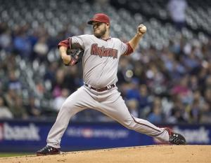 D'backs spoil Lohse's debut, top Brewers 3-1