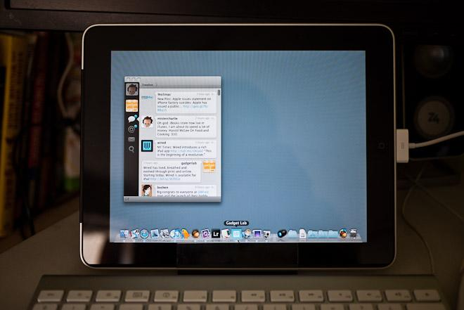 Duet App Turns iPad Into A Secondary Display For MacBook