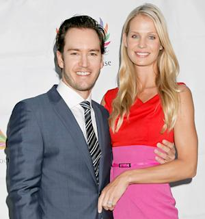Mark-Paul Gosselaar, Wife Catriona McGinn Welcome Son Dekker Edward!