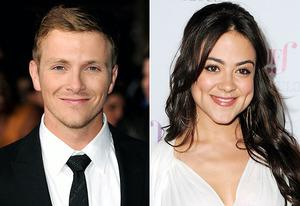 Charlie Bewley, Camille Guaty | Photo Credits: Steve Granitz/WireImage, Alberto E. Rodriguez/Getty Images