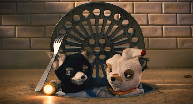 Fantastic Mr. Fox 2009 Production Photos Fox Searchlight