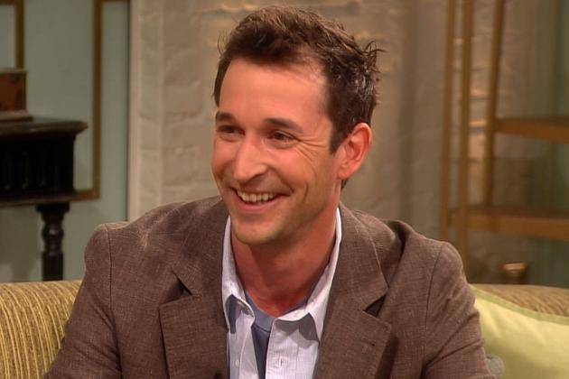 Noah Wyle stops by Access Hollywood Live on June 14, 2012 -- Access Hollywood