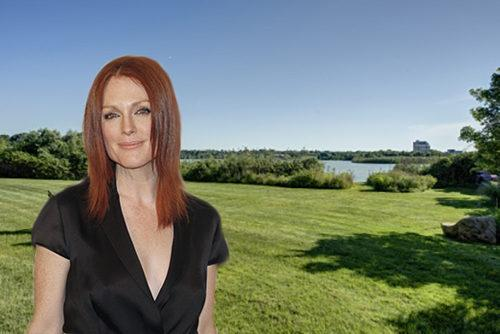 Celebrity Real Estate!: Julianne Moore Lists Her Adorable Montauk Cottage