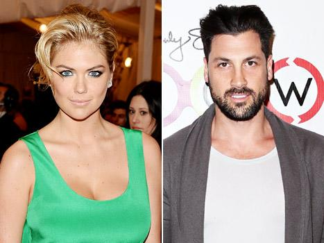 Kate Upton Dating Maksim Chmerkovskiy?