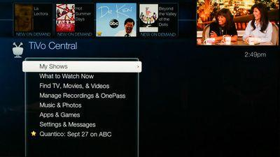 TiVo says Bolt is designed for new customers, 'Pro' DVR coming next year