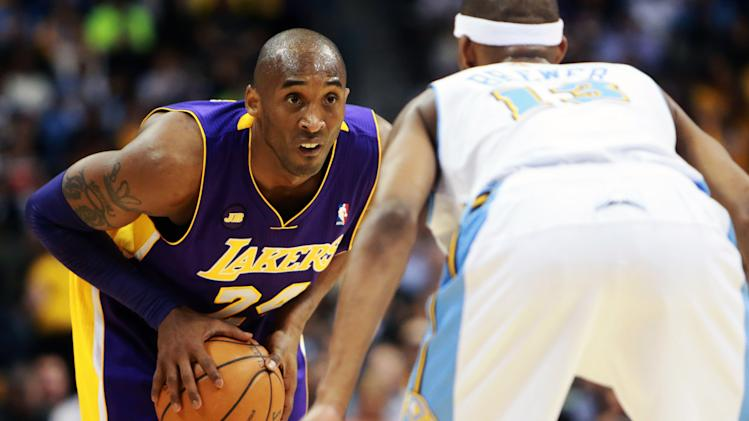 NBA: Los Angeles Lakers at Denver Nuggets
