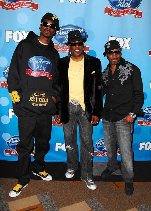 Snoop Dogg Idol Gvs Bck