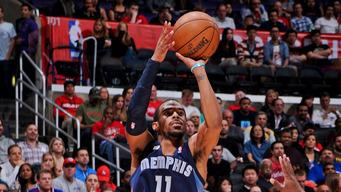 Grizzlies beat Clippers for 14th win in 15 games