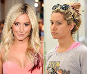 Ashley Tisdale: Better With or Without Makeup?