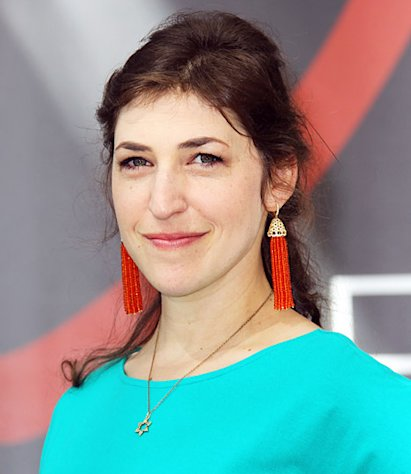 Mayim Bialik &quot;Doing Fine&quot; After Minor Car Accident