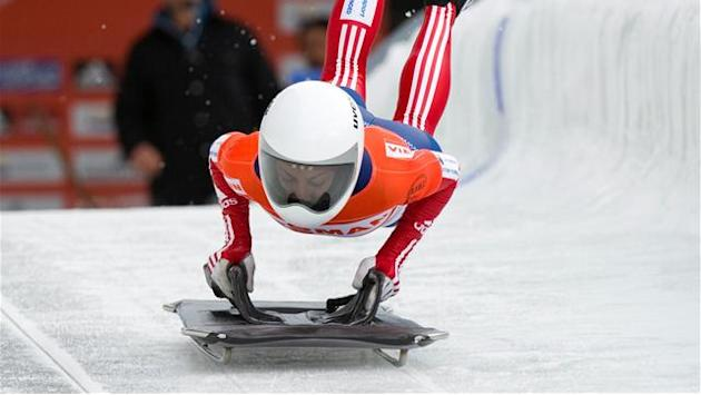 Skeleton - Rudman wants a holiday before committing to Pyeongchang
